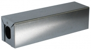 Mausbox - die Nagerbox aus verz. Stahlblech