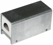 Schutzhülle aus Metall für Nagerpappboxen