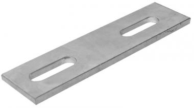 Flachverbinder galvanisch verzinkt