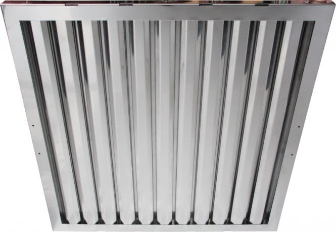 Flammschutzfilter Typ A Breiten 300 mm